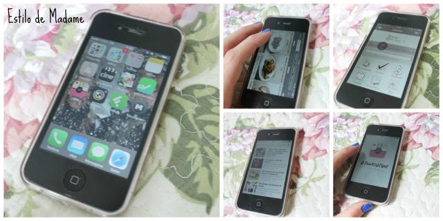 montagem celular