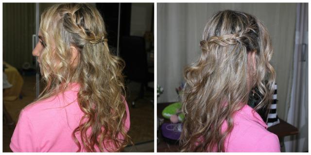 penteado missa